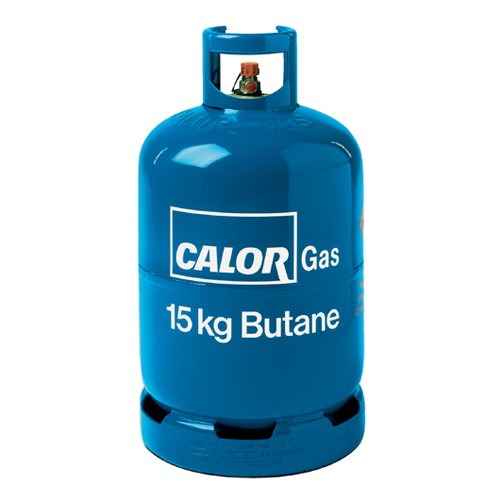 Additional gas bottle