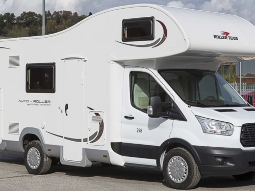Caravans International Elliot 98