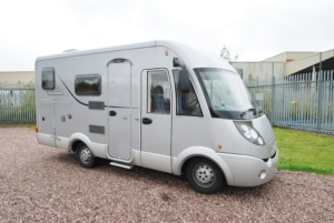 Hymer B504 CL - Photo