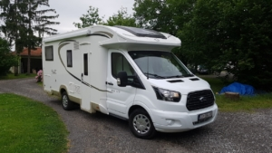 Caravans International Elliot 86XT - Photo