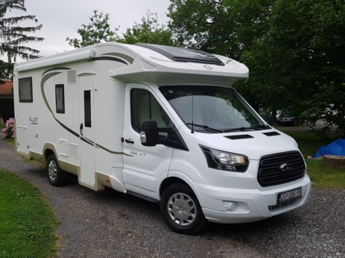 Caravans International Elliot 86XT