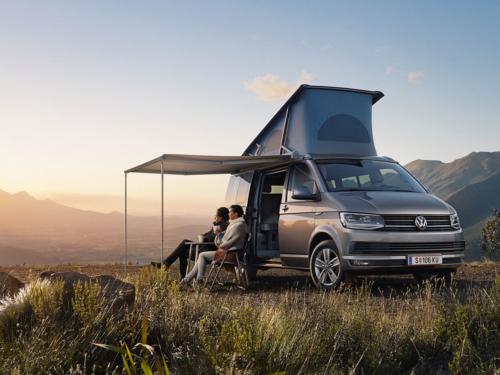 VW California Coast